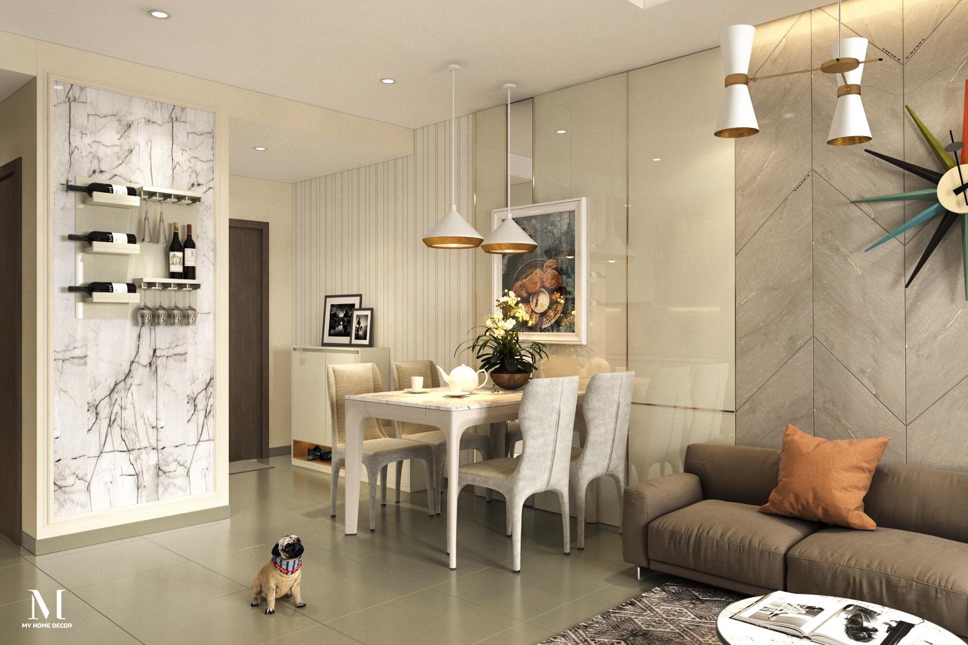 Thiết kế kiến trúc & nội thất